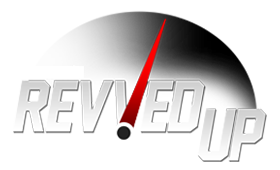 REVVED UP Logo